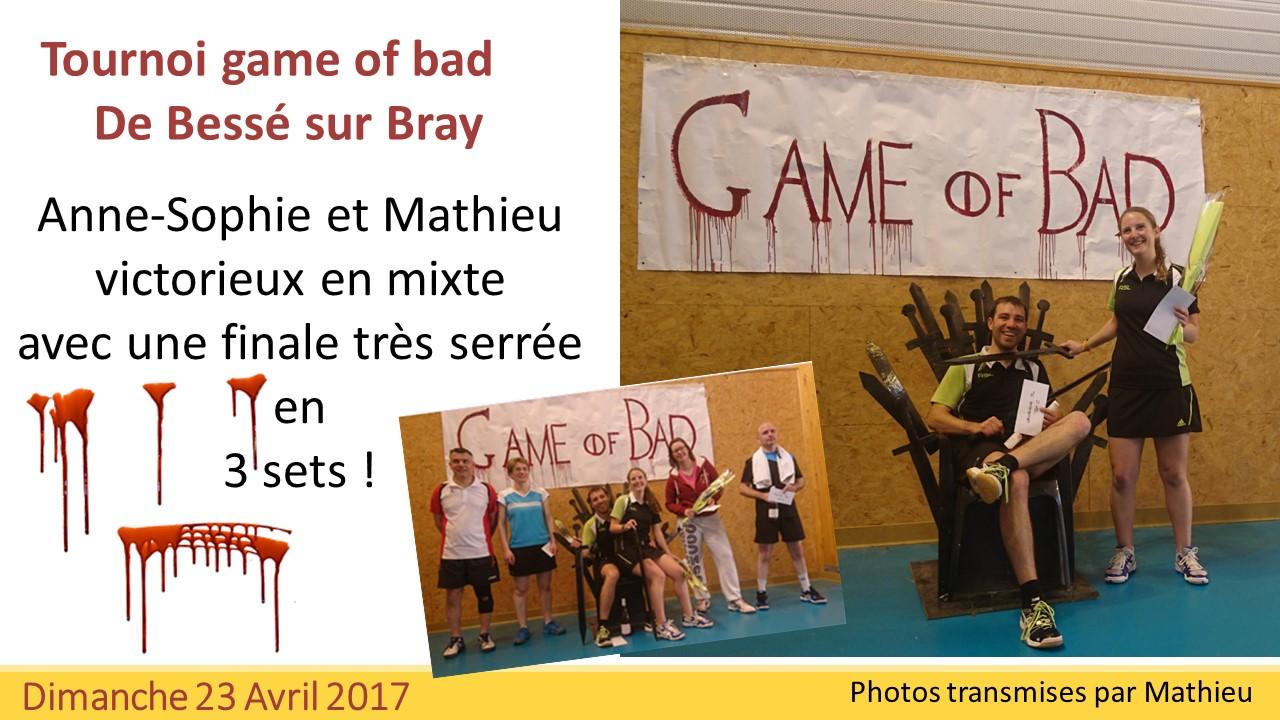 Bessé sur Bray 2017