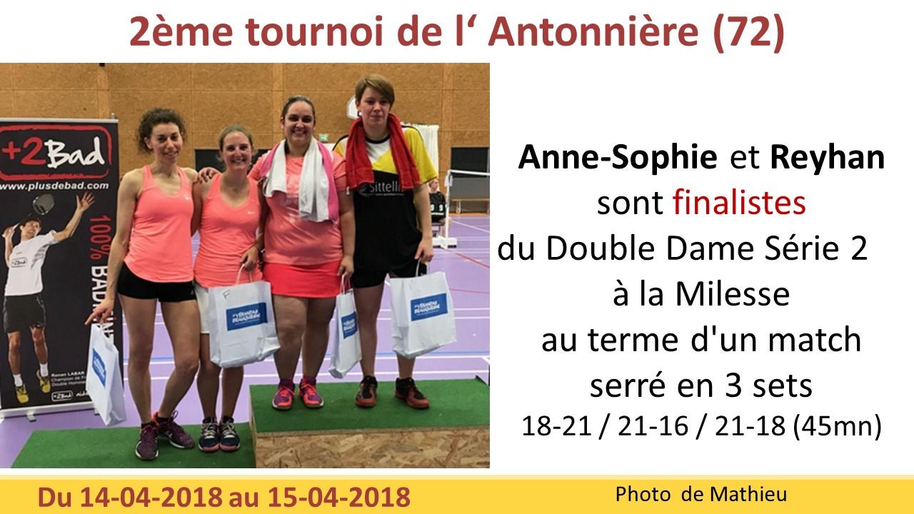 Antonniere 2018